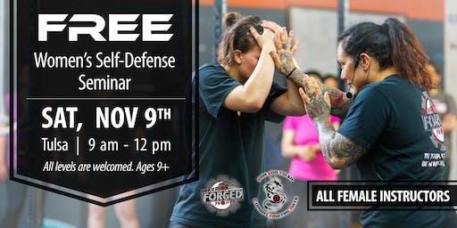 FREE Self Defense Seminar Tulsa, OK