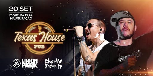 Linkin Park + Charlie Brown Jr no Esquenta do Texas House Pub