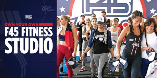 F45 Franchise Showcase: Black Rock