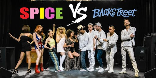Spice Vs. Backstreet