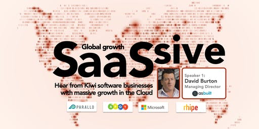 SaaSSIVE - Creating MaSSIVE Global Growth with SaaS