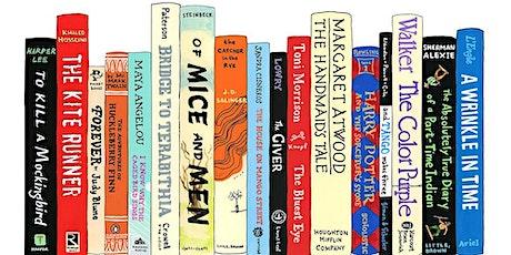 Rebel Readers' Book Swap tickets