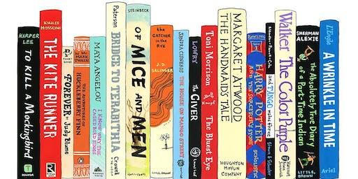 Rebel Readers' Book Club!