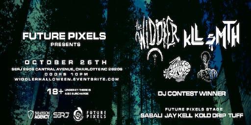 Future Pixels ft. The Widdler, kLL sMTH, Kirby bright b2b Zeplinn