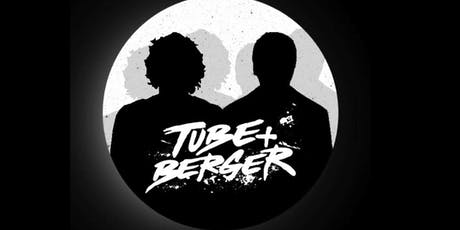 Free Guest List for TUBE & BERGER Show at SF Francisco`s Exclusive Nightclub Audio tickets