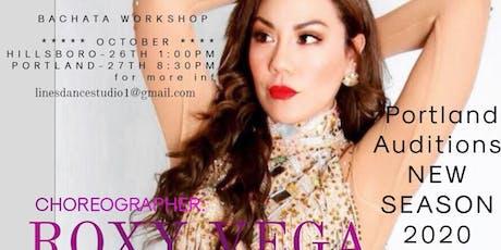 Ladies Bachata Workshop by Roxy Vega 201 And Ladies Bachata team tickets