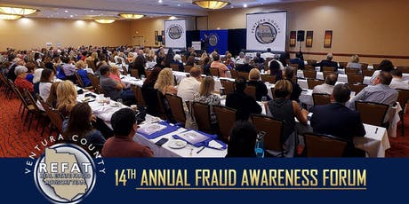2019 REFAT Annual Fraud Awareness Forum tickets
