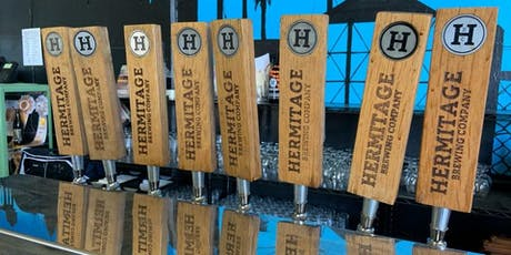Doga x Hermitage Brewing Company tickets