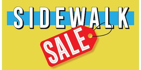 Sidewalk Sale (Laguna Woods) tickets