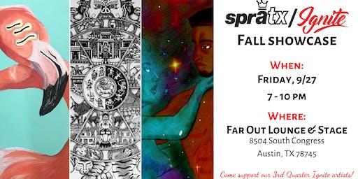 SprATX Annual Fall Showcase