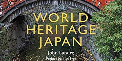 Book Launch / Author Event: World Heritage Japan