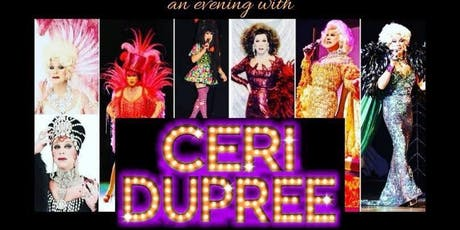 A Spectacular Evening With Ceri Dupree tickets