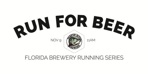Beer Run - Tarpon River Brewing | 2019-2020 Florida Brewery Running Series