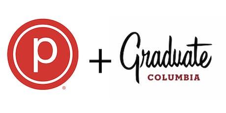 Pure Barre X Graduate Columbia tickets