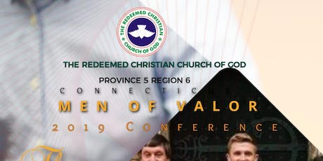 CT Men of Valor Conference tickets