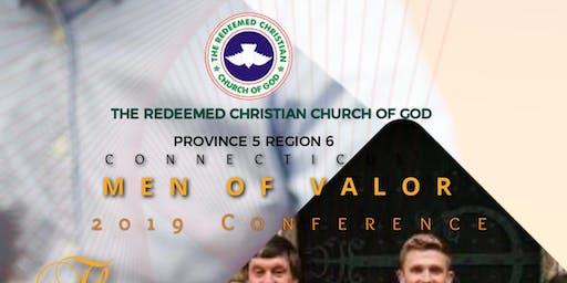 CT Men of Valor Conference