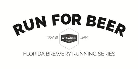 Beer Run - Wynwood Brewing | Part of the 2019-2020 Florida Brewery Running Series entradas
