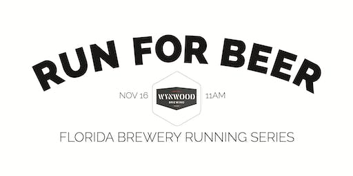 Beer Run - Wynwood Brewing | Part of the 2019-2020 Florida Brewery Running Series
