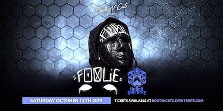 Boots N Catz Presents: Foolie [Dirtybird | Box of Cats] tickets