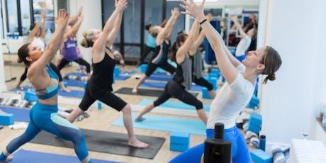 Vinyasa Flow & Restore Yoga tickets