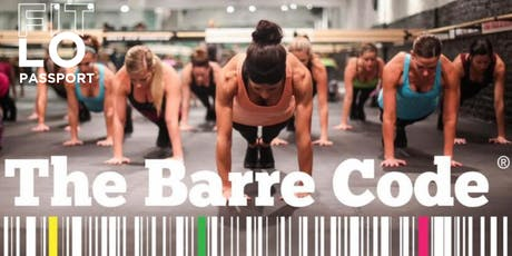 FitLo Passport: Barre Code Downtown Denver tickets