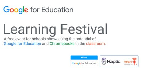 Google for Education Learning Festival - Buckinghamshire tickets