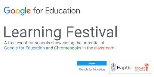 Google for Education Learning Festival - Buckinghamshire