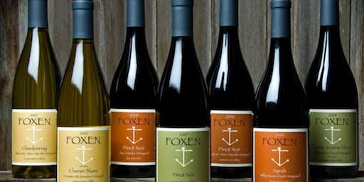 Savvy Cellar & Foxen Winery