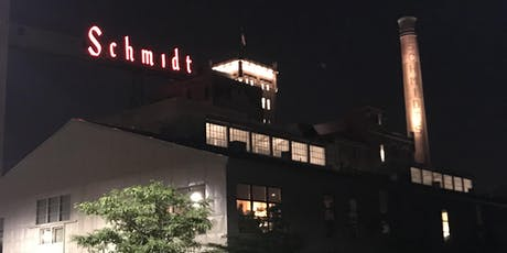 Historic Schmidt Brewery Tour, Tasting and Dinner tickets