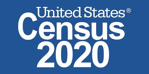 U.S. Census Attending-Tampa Bay Works Job Fair