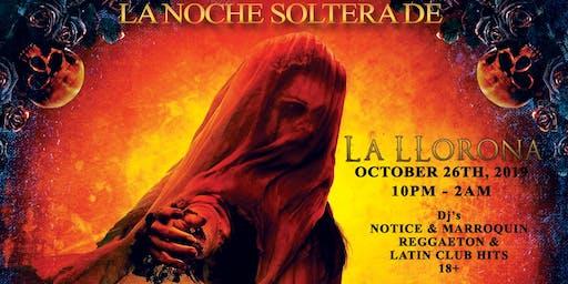 Halloween-Noche de LA LLORONA SOLTERA in Berkeley at the Five and Dime