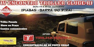 IV ENCONTRO TROLLER CLUBE-RJ