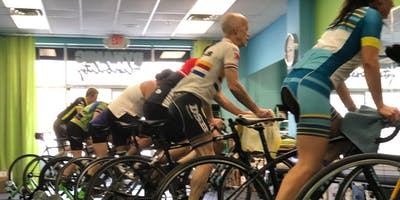 Ride Inside + Core for Cyclists with Rod Murray