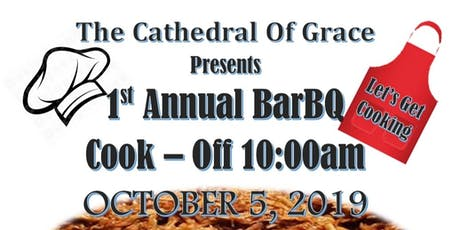 Cathedral of Grace 1st Annual BarBQ Cook-off tickets