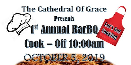Cathedral of Grace 1st Annual BarBQ Cook-off