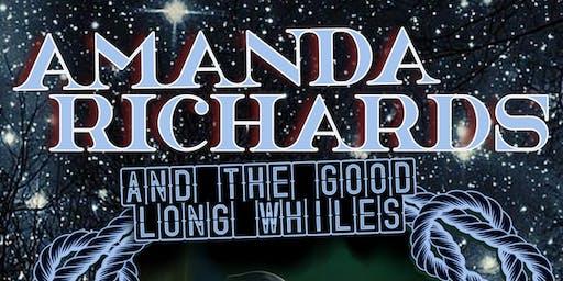 Amanda Richards & The Good Long Whiles at Talent Club