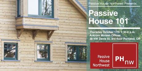 Passive House Northwest Presents: Passive House 101 tickets