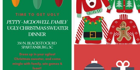 Petty - McDowell Family Dinner tickets