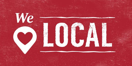 We Love Local In-Store Tasting Event
