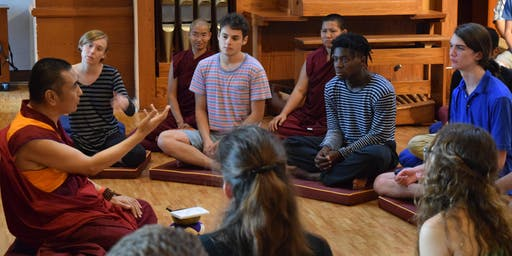 Intown Meditation Workshop at Emory