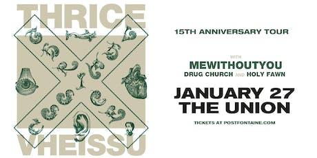 Thrice - Vheissu 15th Anniversary Tour tickets