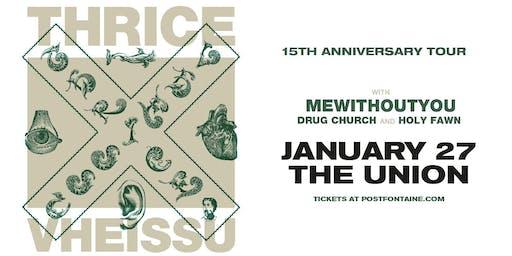 Thrice - Vheissu 15th Anniversary Tour