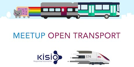 Meetup Open transport Nantes billets