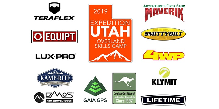 Overland Skills Camp 2019 by Expedition Utah image