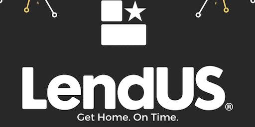 LendUS Tampa Grand Reveal