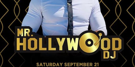 Mr. Hollywood DJ @ Noto Philly Sept 21 tickets