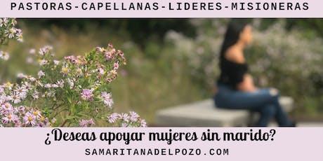 6 Promesas para mujeres sin marido- Guadalajara MX boletos
