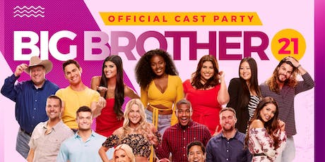 Big Brother 21 Cast Party tickets