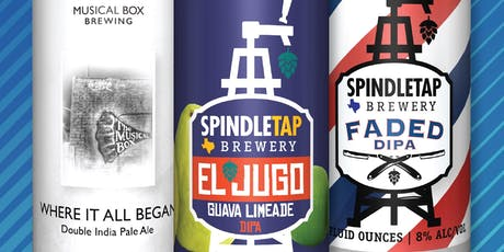 SpindleTap Brewery - September Beer Release! tickets
