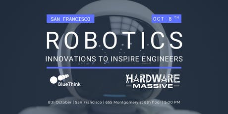 Robotics: innovations to inspire engineers tickets